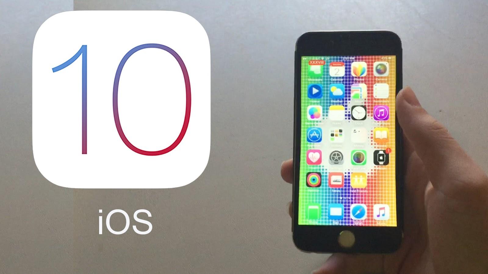 iOS 10 ultime notizie e novità: data uscita e disponibilità