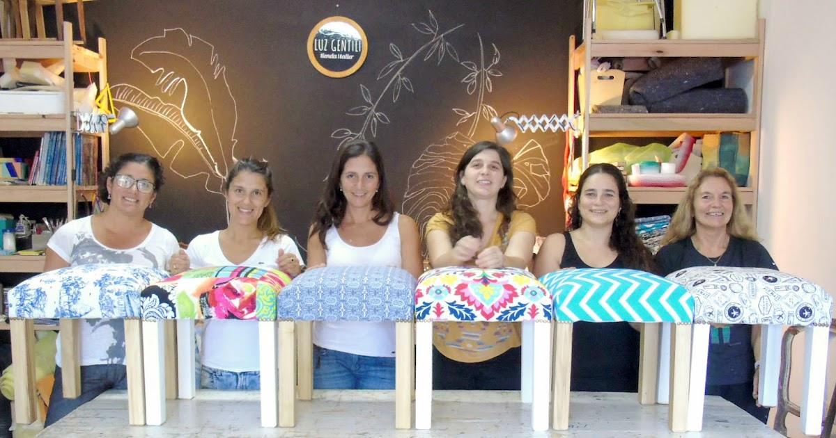 Luzgentili nueva fecha intensivo de tapicer a b sica - Talleres de tapiceria ...
