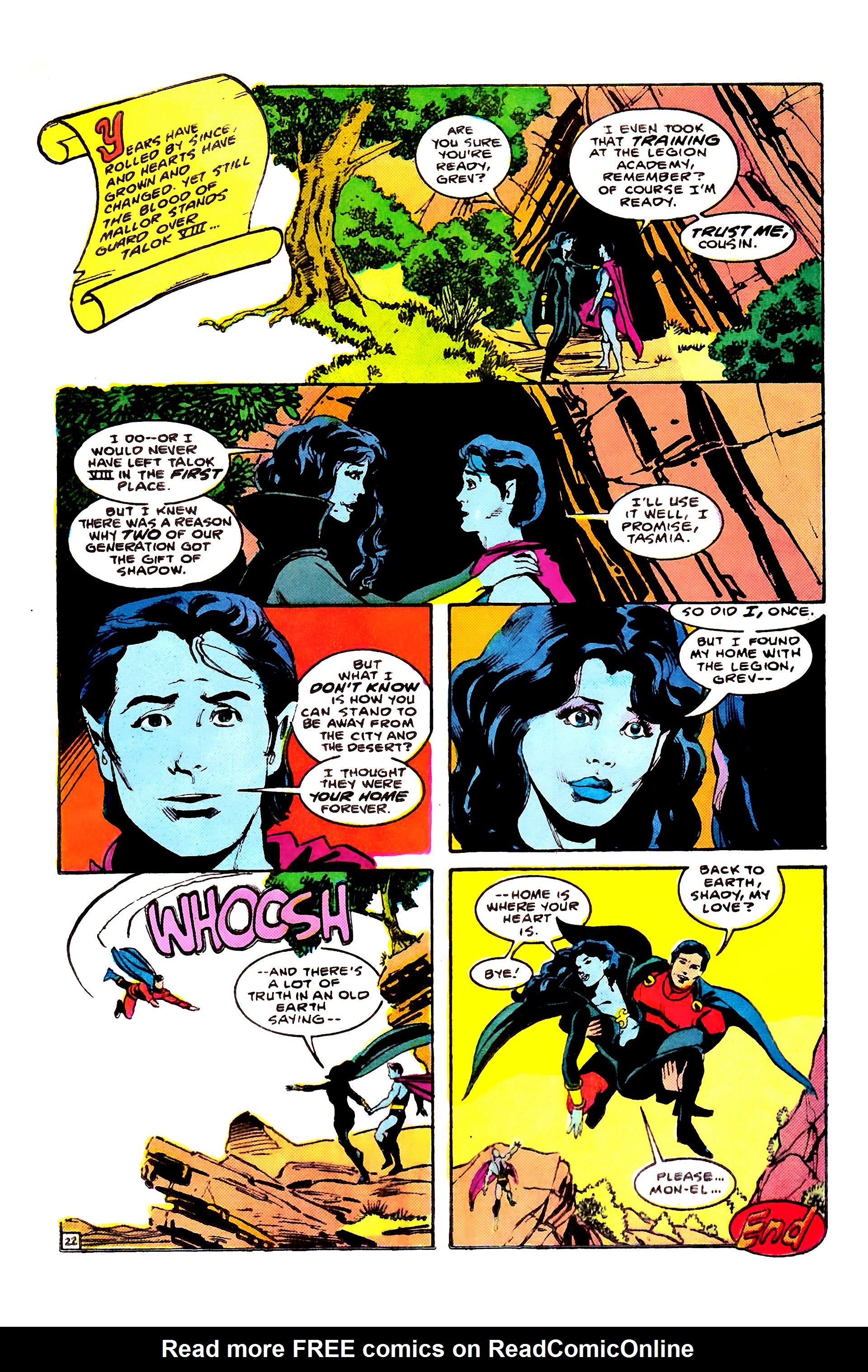 Read online Secret Origins (1986) comic -  Issue #8 - 28