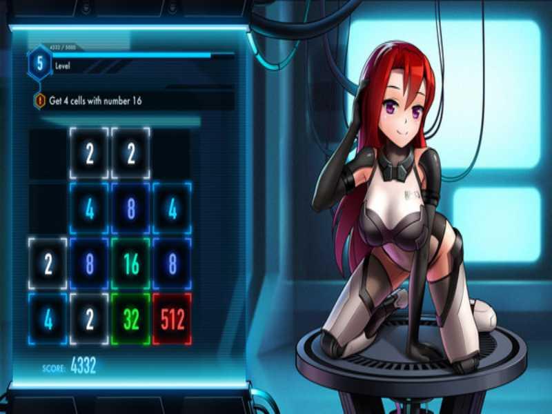 Iron Ladies 2048 PC Game Free Download