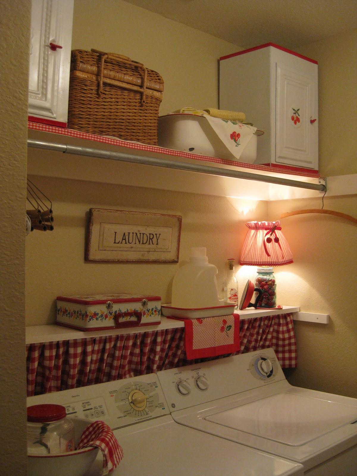 Brookhollow Lane Laundry Room Fix Up