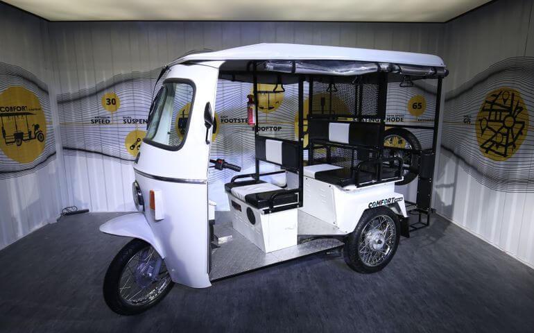 Lohia Comfort E-Auto