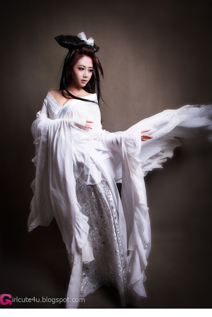 3 Zhao Sam - Ghost Story Nie Xiaoqian gentle wan and weak-Very cute asian girl - girlcute4u.blogspot.com