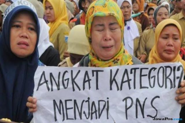 Sering Dikecewakan, Kaum Honorer Kalbar Nyatakan Dukung Prabowo-Sandi