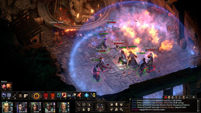 Lançamento de Pillars of Eternity II: Deadfire - PS4, Xbox One, PC