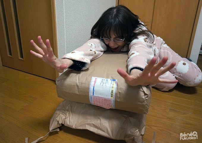 60kg de riz