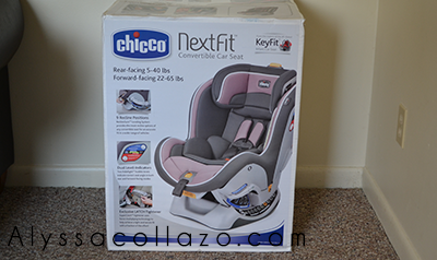 Chicco Nextfit Review
