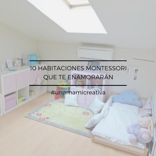 habitaciones montesori 10 Habitaciones Montessori Que Te Enamorarn Una Mami Creativa