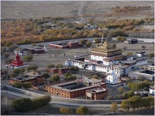 อารามซามเย (Samye Monastery)