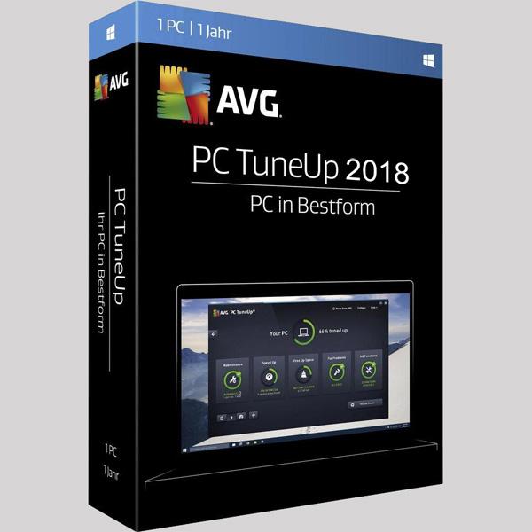 avg tuneup utilities 2018 crack