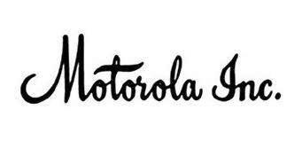 Logotipo antigo da Motorola