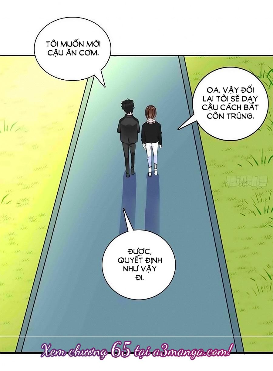 Công Chúa Nữ Vương Mệnh Chap 64 - Trang 9