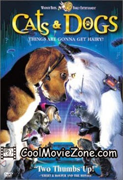 Cats & Dogs (2001) Hindi Dubbed