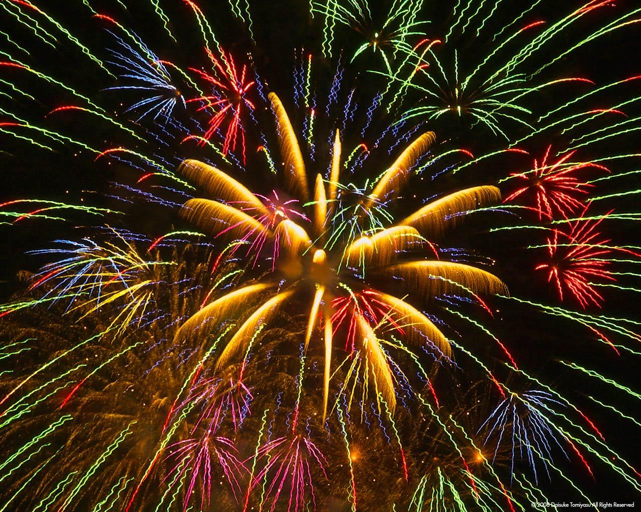 Fireworks Clip Art Free Download