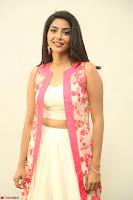 Aishwarya Lekshmi looks stunning in sleeveless deep neck gown with transparent Ethnic jacket ~  Exclusive Celebrities Galleries 139.JPG