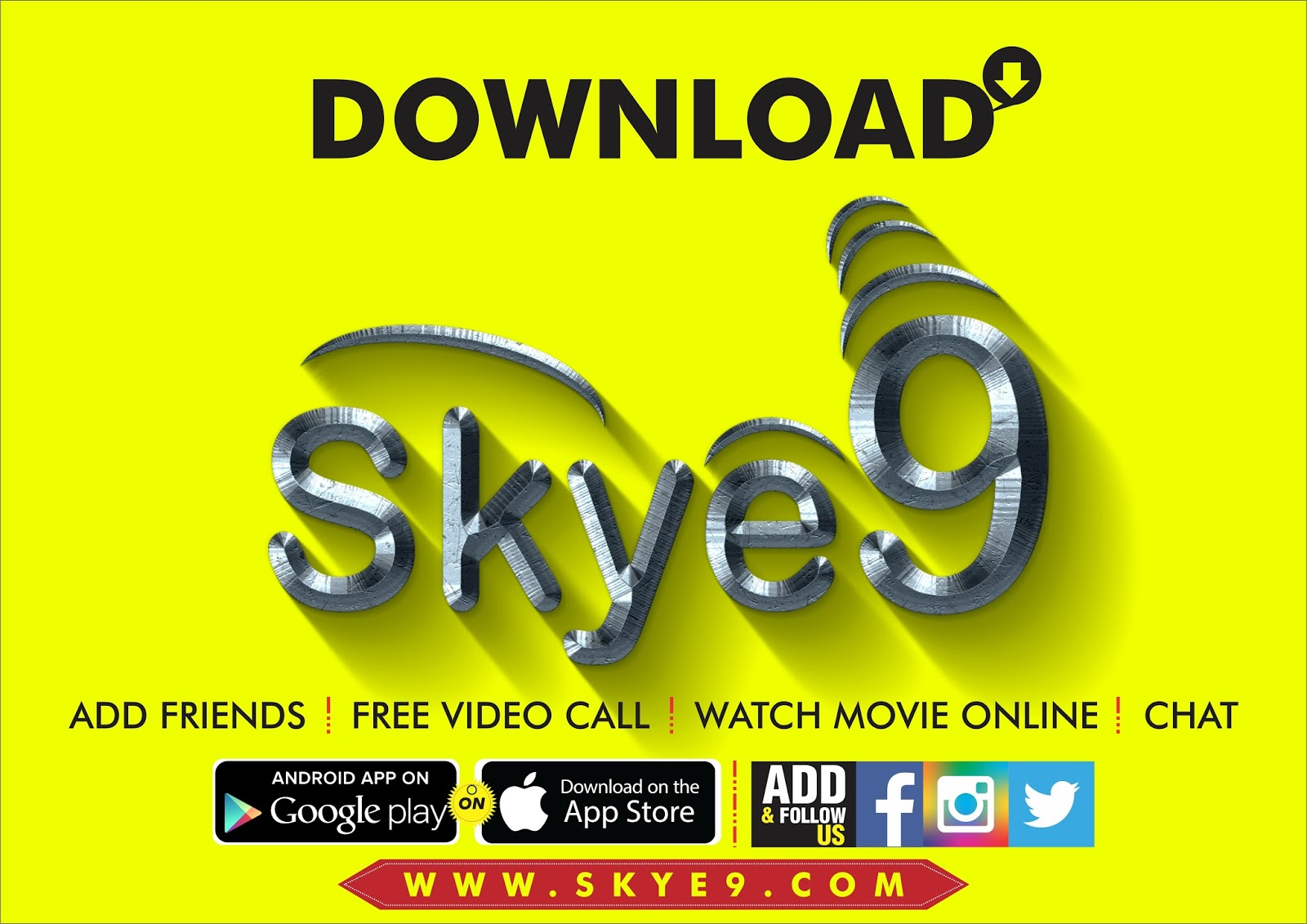 Naija chat app