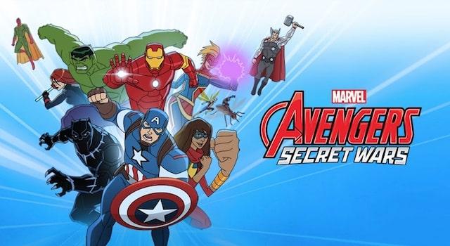 avengers assemble secret wars season 4 episode 13