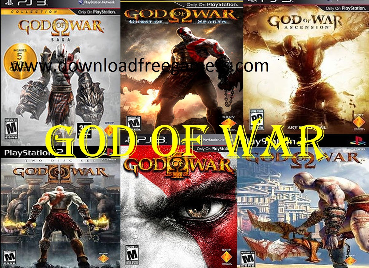 Eastcantonvillage — All Of The God Of War 1 Pc