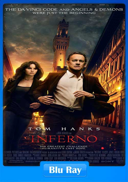 Inferno 2016 480p BRRip 350MB x264 Poster