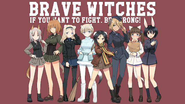 Brave Witches Sub Indo