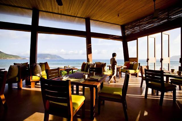 Nhà hàng - Six senses côn đảo resort