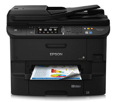 Epson WorkForce Pro WF-6530 Driver Download and Review