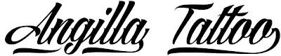 Angilla Tattoo, letras para tatuaje