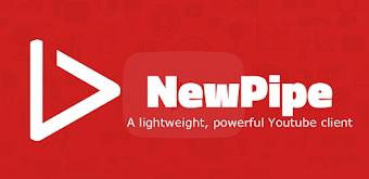 NewPipe (busca videos en Youtube de manera rapida y descargalos)