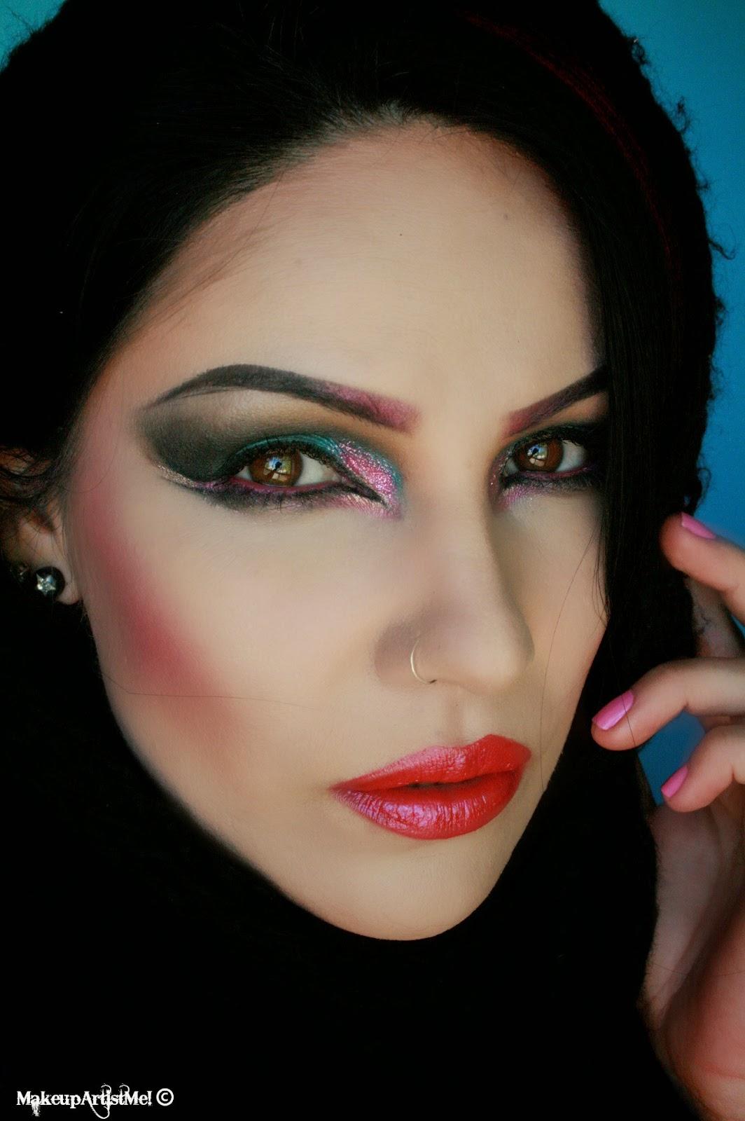 Makeup Artist Youtube: Make-up Artist Me!: Arabic Drama