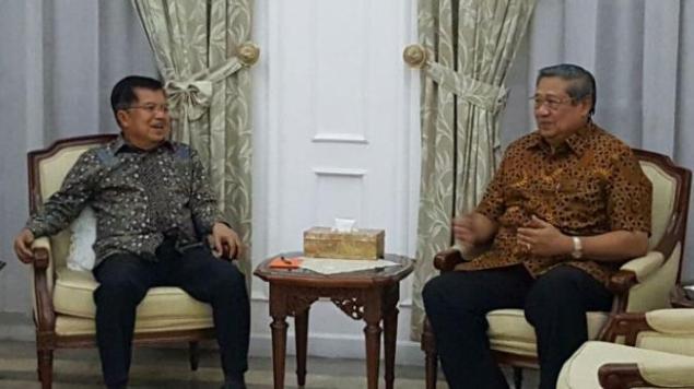 Ini Kata Wapres Kalla soal Kicauan SBY di Twitter