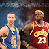 These Are Amazing Stats, By The Numbers Cavs vs Warriors: The Finals Trilogy