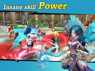 Download Final Clash 3D Fantasy v1.12.0 MMORPG APK MOD Latest Update