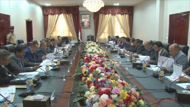 عاجل .. بيان هـــام للحكومة الشرعية بعد ساعات من بيان الانقلاب في عدن