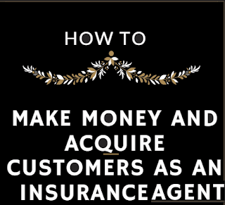 make money as insurance agent or broker