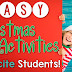 Easy Christmas Activities to Excite Students {FREEBIE}