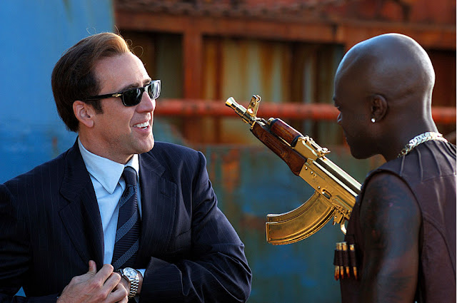 Nicolas Cage in Andrew Niccol's Lord of War