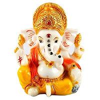 Sri Maha Ganapati Sahasranama Stotram in Telugu