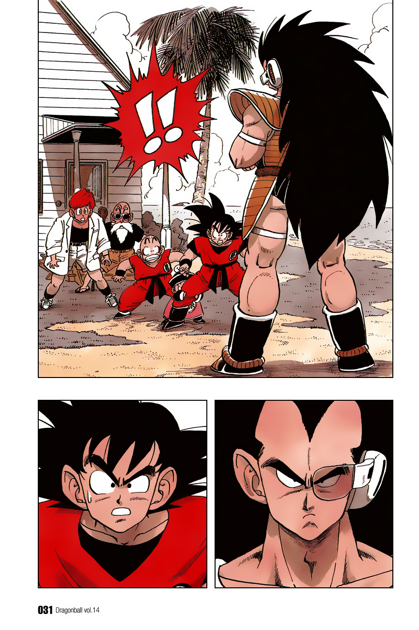 Dragon Ball chap 196 trang 13
