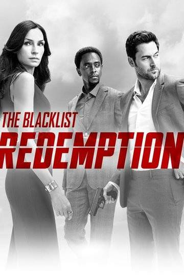The Blacklist Redemption Season 1 EP.1-EP.8 (จบ) ซับไทย