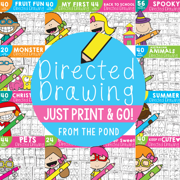 Directed Drawing For Kids