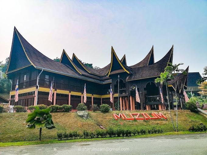 Masuk Muzium Negeri Sembilan Percuma!