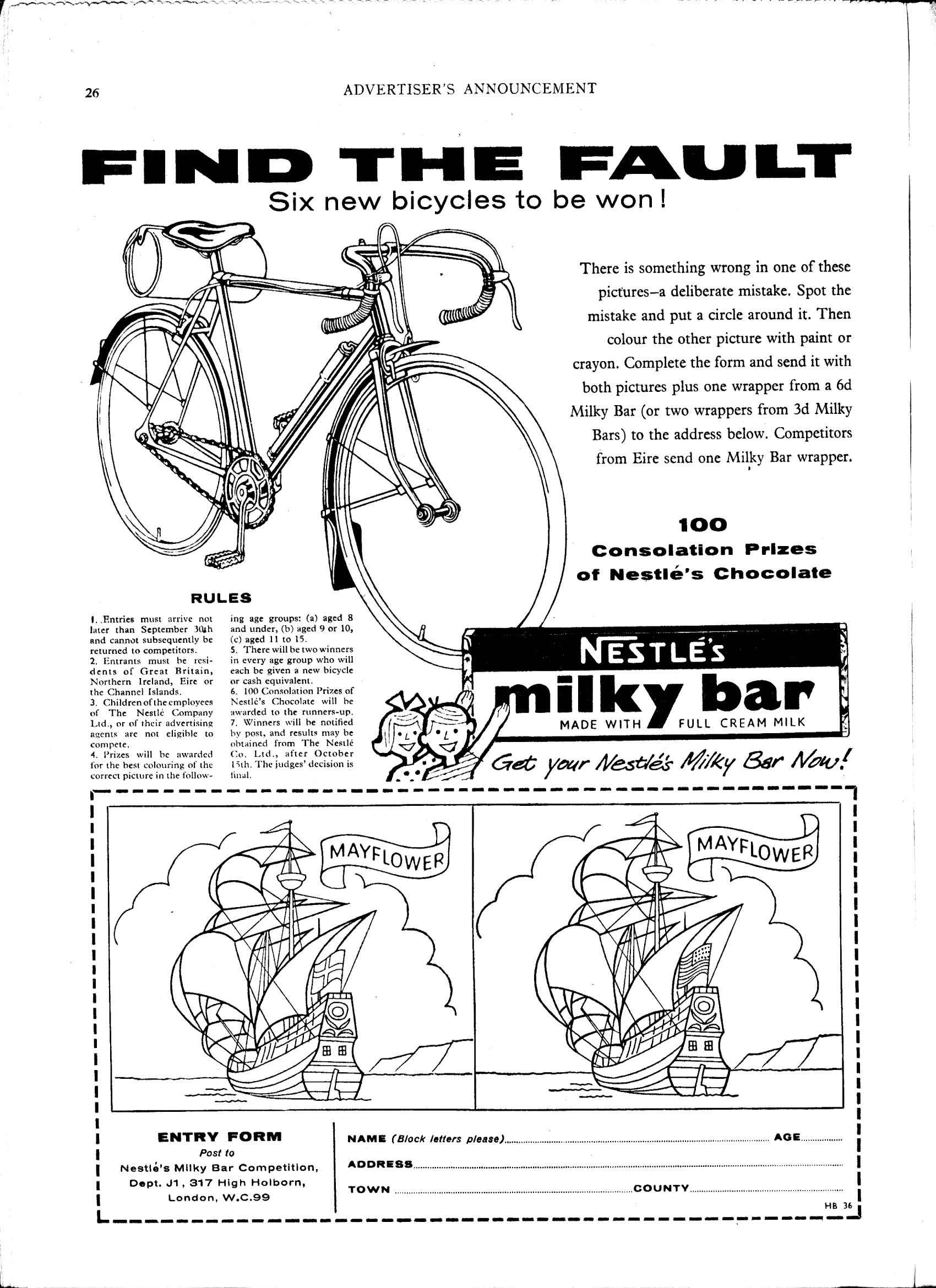 Read online Judy comic -  Issue #35 - 26