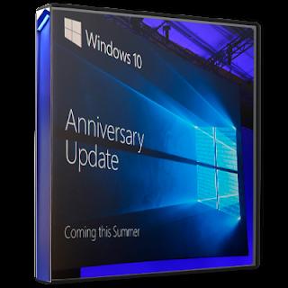Windows 10 Anniversary v.1607 ISO
