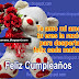 BONITAS FRASES DE FELIZ CUMPLEAÑOS - Bonitos versos y deseos de feliz cumpleaños