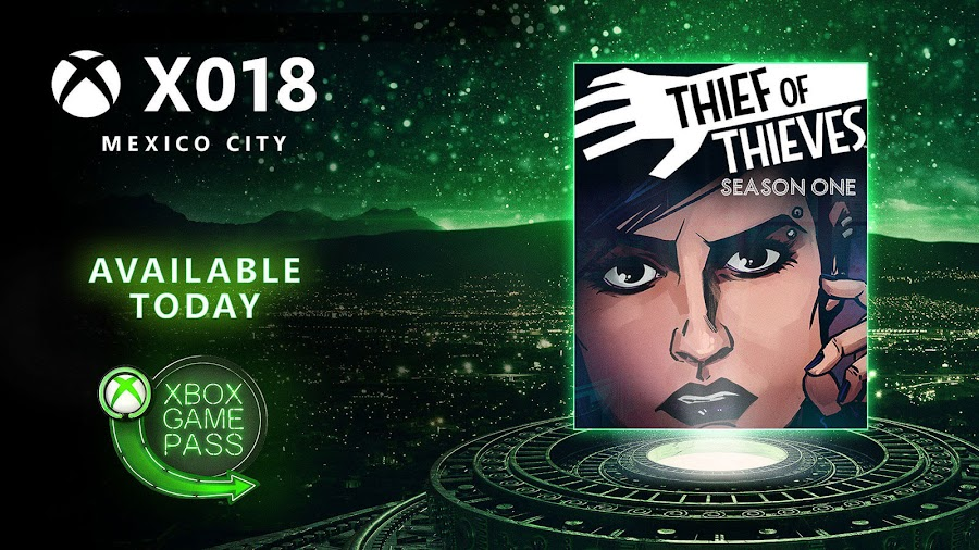 thief of thieves xbox game pass X018