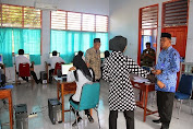 Pemkab Kep.Selayar Turunkan Tim Pemantau Tes CPNS 2014
