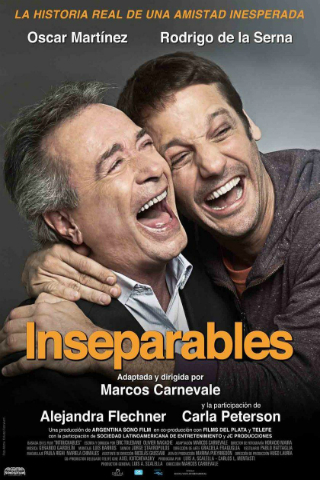 Inseparables [2016] [DVDR] [NTSC] [Latino]