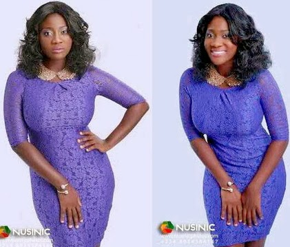mercy johnson christmas greetings
