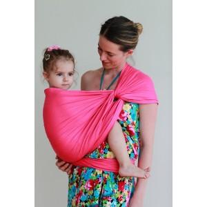 Maman Nature 49  L écharpe de portage Ling Ling d amour, le test!  cadeau  inclus  dda25436319