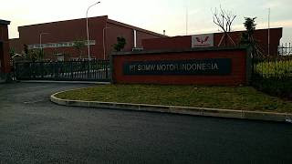 Pabrik wuling Cikarang